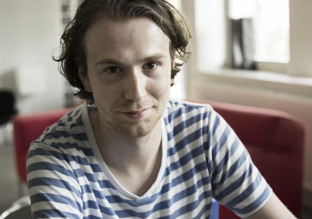 <p>Frank de Vries (23)</p>