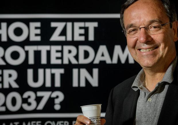 Verbinding het verhaal van de stad rotterdam in 2037 for Rotterdammers voor elkaar